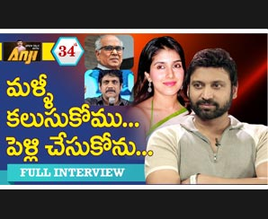 Hero Sumanth Exclusive Interview | Open Talk with Anji |
