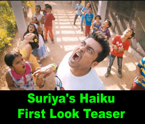 Suriya Haiku First Look Teaser