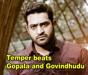 Temper beats Gopala