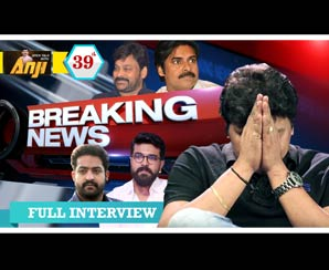 Open Talk with Anji | 39 | Exclusive Telugu Interviews -