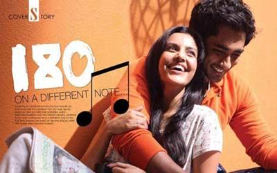 Siddharth 180 Telugu Audio on April 21