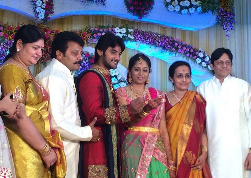 Aadhi actor wedding