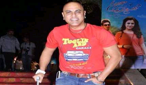 Baba Sehgal Injured, Baba Sehgal Rudramadevi Movie, Baba Sehgal Leg Fractured, Baba Sehgal Rapper