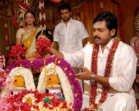 Karthi marriage photos, actor Karthi wedding photos, actor Karthi marriage pics, actor Karthi wedding pics, karthi rajani wedding photos, karthi rajani marriage pics