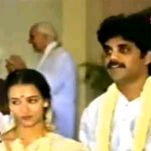 tollywood celebrity marriage photos, tollywood celebrity marriage pics, Telugu Heroes Marriage Photos, Pawan kalyan renu desai marriage, Nagajuna Amala Marriage