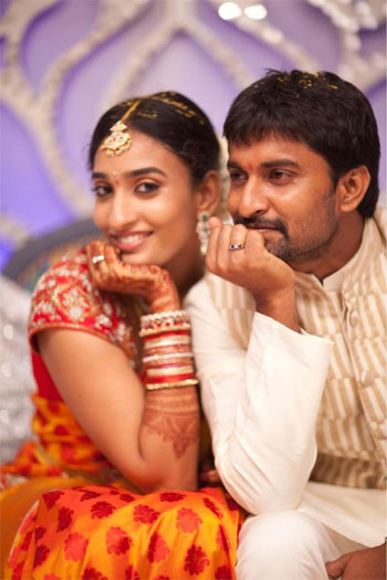 Nani anjana, nani fiancee, actor nani girl friend, actor nani wife