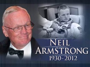 First man on Moon Neil Armstrong Dead at 82