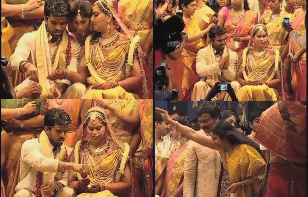 ram charan wedding, ram charan upasana wedding, upasana wedding, upasana marriage