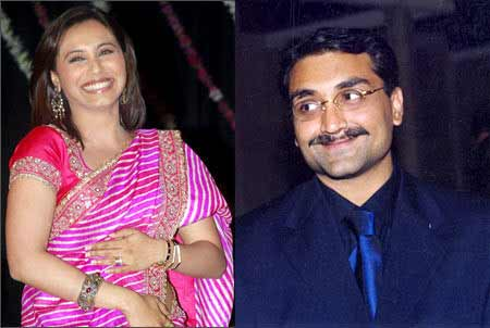 In A Very Secret Affair Not Known To Many Bollywood Beauty Rani Mukherjee Got Married Her Age Old Boyfriend Aditya Chopra There Were Huge Speculations