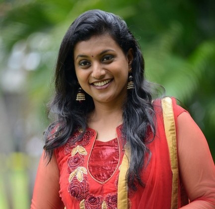 Roja's Recording Dances In Jagan's Programs - CineVedika
