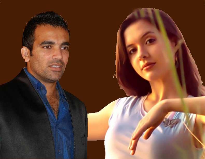 Isha Sharvani And Zaheer Khan Marriage Zaheer Khan to Marry Isha