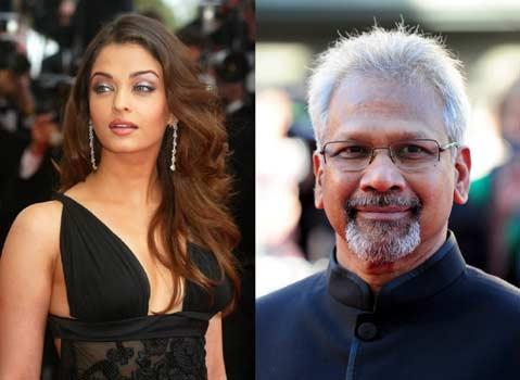 Aish in Mani Ratnam Movie, Aishwarya Rai Bachchan in Mani Ratnam Movie, Rumors On Aishwarya Rai Bachchan Movies, Aishwarya Rai Bachchan With Mani Ratnam Movie