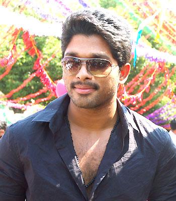 Allu Arjun S New Movie Title Is Lover
