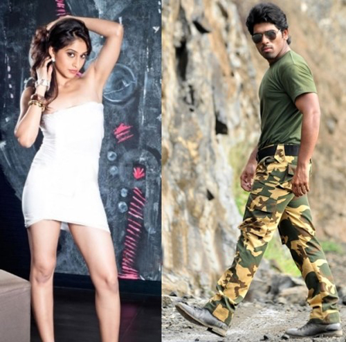 Allu Sirish Second movie, Allu Sirish Kotha Janta, Allu Sirish Regina Cassandra, Allu Sirish Maruthi movie