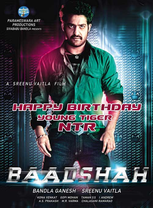Ntr baadshah first look, jr ntr baadshah first look, jr ntr baadshah, baadshah first look, jr ntr seenu vaitla, seenu vaitla baadshah