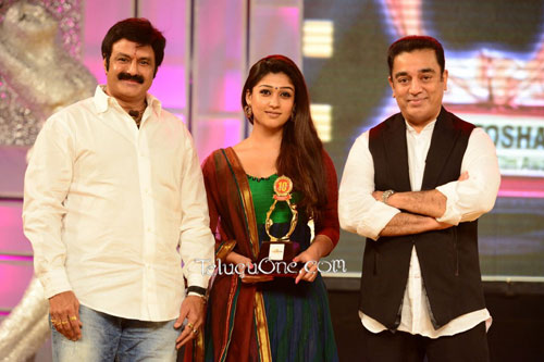 Balakrishna best actor, Balakrishna sri rama rajyam best actor, santosham best actor 2012, balakrishna best actor 2012