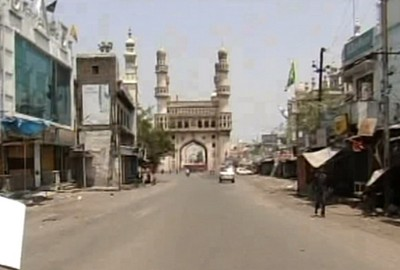 Curfew in Hyderabad to Continue 2 More Days
