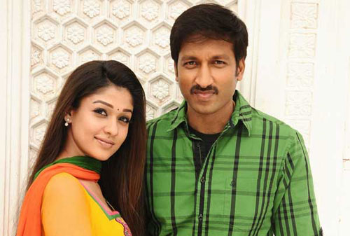 Gopichand new film, gopichand srivas film, gopichand Nayanathara movie, gopichand Nayanathara film