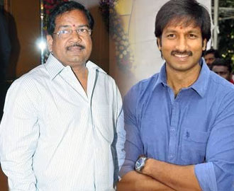 Gopichand New Movie Started, Gopichand new movie, Gopichand and B.Gopal New movie, B.Gopal and Gopichand new movie.