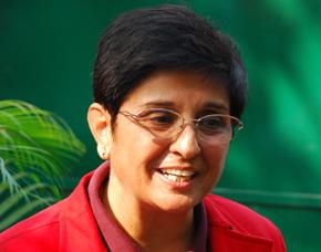 Kiran Bedi Sees Opportunity in Political Yatras | kiran bedi anna ...