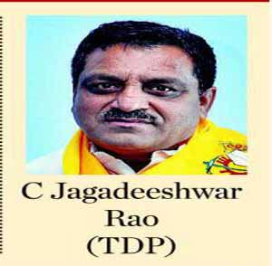 tdp leader jagadeeswara rao, ex kollapur mla jagadeeswara rao, kollapur tdp leader ysrcp, mahboobnagar tdp leader ysrcp, tdp leaders to join ysrcp, kollapur assembly seat tdp leaders