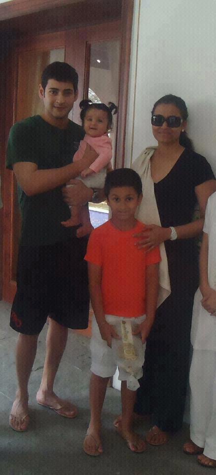 Mahesh Babu Family Details Mahesh Babu Family Photos