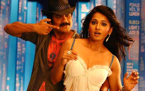 Damarukam movie, nagarjuna damarukam movie, anushka damarukam movie, nagarjuna anushka, anushka nagarjuna