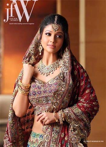 jfw magazine photos nayanthara jfw magazine images nayanthara hot