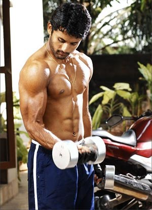 Allu arjun six pack, nitin six pack body, ram charan six pack, allu arjun six pack body, prabhas six pack, prabhas six pack body