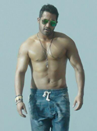 Prabhas in six pack 2018 images pictures prabhas bio wiki ntr six pack look from temper prabhas in six pack altavistaventures Images