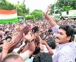 Jagan Makes Dent in TDP Stronghold