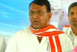 TRS MLA Pocharam Srinivas Reddy Arrested
