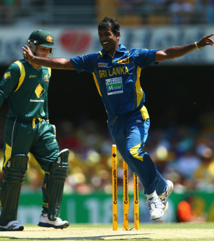 Sri Lanka beat Australia, Sri Lanka beat Australia by four wickets, Australia humiliated by Sri Lanka in third ODI after posting just 74