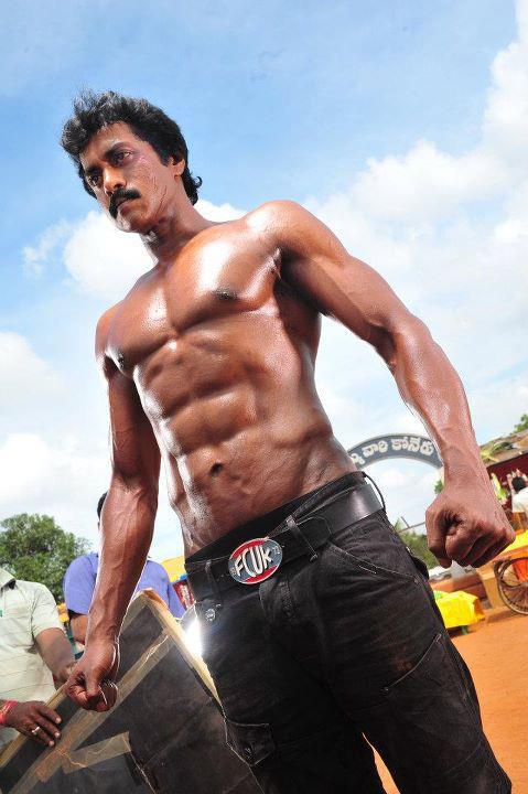 Sunil S Six Pack Body  Real Or Morphed