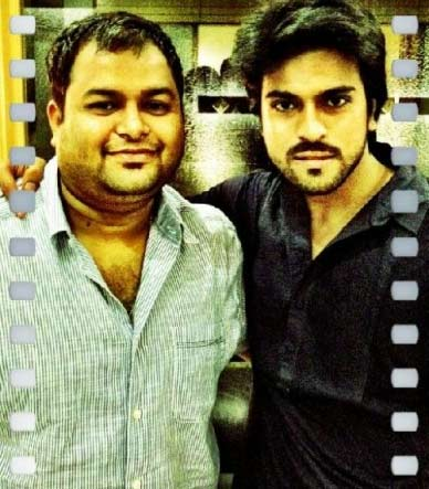 ramcharan and thaman new movie songs