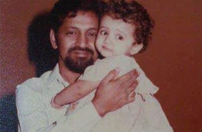 Trisha's father Krishnan