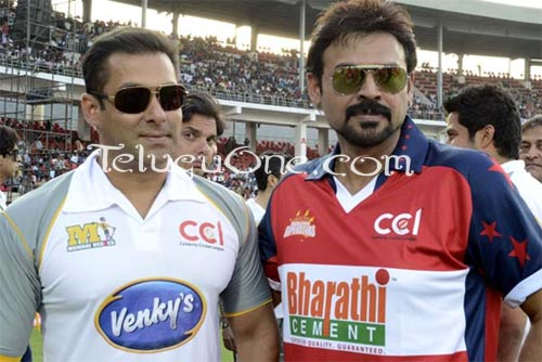 Salman Khan to Remake Venkatesh Shadow