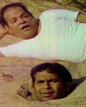 సుత్తి వీరభద్ర రావు కామెడీ సీన్స్