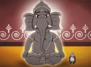 Ganesh Must Be Crazy