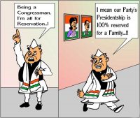 Congress and Reservations