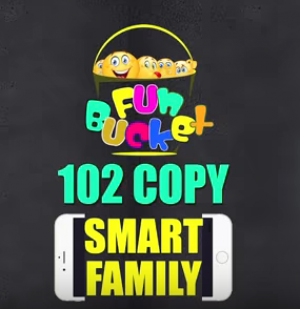 Fun Bucket | SMART FAMILY | 102nd Episode