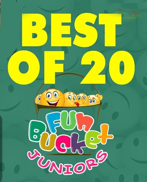Fun Bucket JUNIORS | Best Of 20 | Kids Funny Videos
