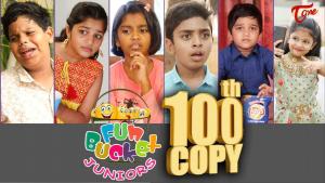 Fun Bucket JUNIORS Episode 100 Kids Funny Videos