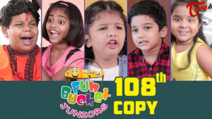Fun Bucket JUNIORS Episode 108 Kids Funny Videos