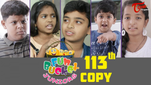 Fun Bucket JUNIORS Episode 113 Kids Funny Videos