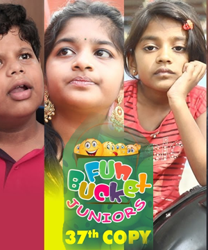 Fun Bucket JUNIORS Episode 37 Kids Funny Videos