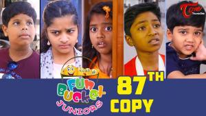 Fun Bucket JUNIORS Episode 87 Kids Funny Videos