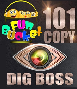 Funbucket DIG BOSS 101 Copy