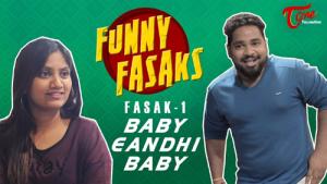 FUNNY FASAKS Baby Eandhi Baby FASAK-1