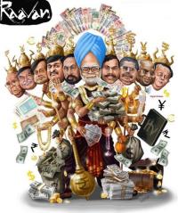 Indian Politician Are Raavan